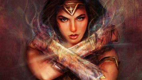 Wonder Woman 4k Artwork Wonder Woman Wallpapers Superheroes