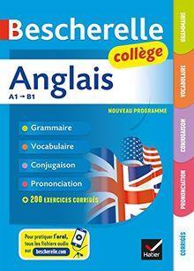 Bescherelle Anglais College A1 B1 De Unbekannt Telecharger