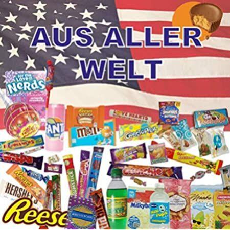 Heavenly Sweets Amerikanische Vegane Sussigkeiten Geschenkbox Auswahl An Sussen Leckereien Aus D Sussigkeiten Aus Aller Welt Schokolade Party Vegane Sussigkeiten