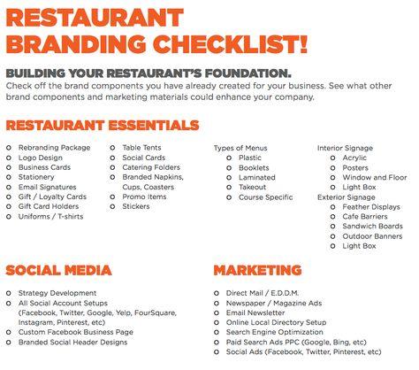 8 best Restaurant Branding images on Pinterest Restaurant - mortgage note
