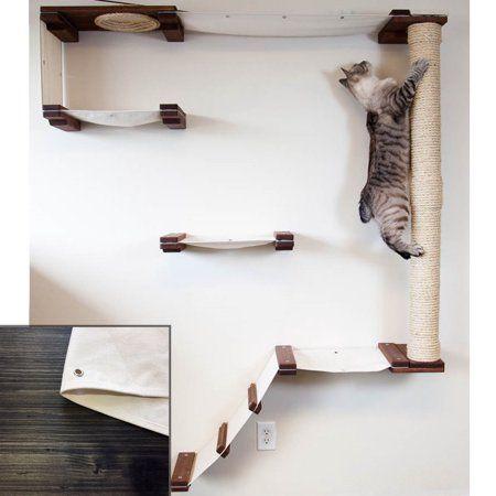 Cat Mod Climb Track - Onyx/Natural, Black