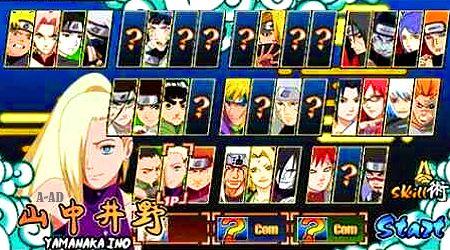 Naruto Shippuden Senki Mod Apk   naruto   Naruto games