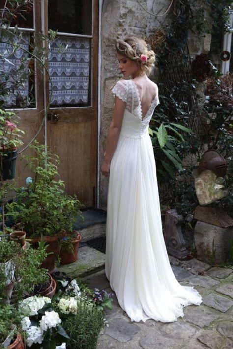 Robes de mariée Bohème 2017 - Elsa Gary