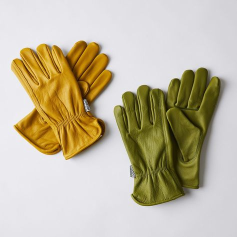 Classic Leather Work Gloves on Food52