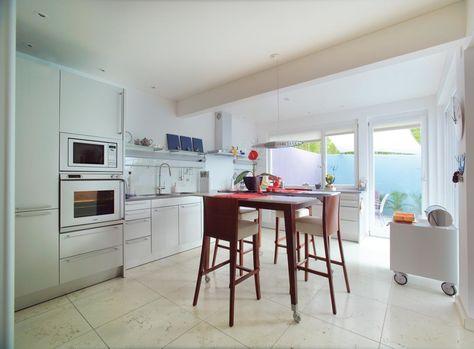 26 best Küche images on Pinterest Home kitchens, Bedroom and - schöner wohnen farben wohnzimmer
