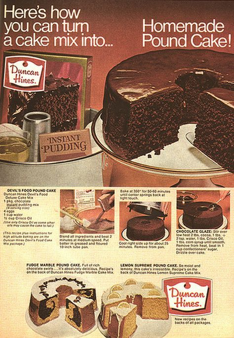 Cake Mix Pound Cake Cake Mix Pound Cake Cake Mix Devils Food Cake Mix Recipe