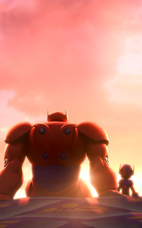 Big Hero 6(2014) Wallpaper 4K HD For Mobile Phone Android/iPhone - 2