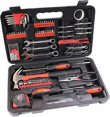Details About Cartman 148 Or 168 Piece Tool Set General Household Hand Tool Kit W Storage Case Graduation Gifts For Him Hand Tool Kit Household Tools