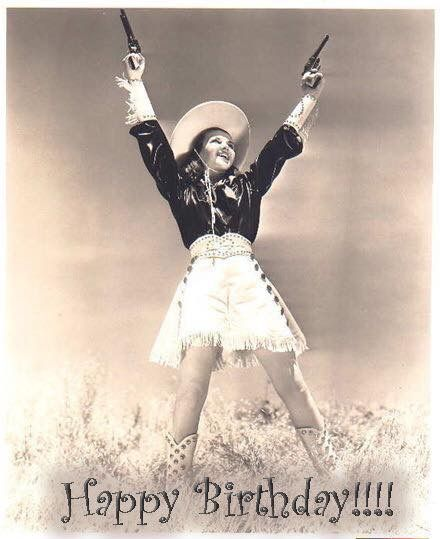 Pin By Suzanne Laisner On Birthday Images With Images Cowgirl