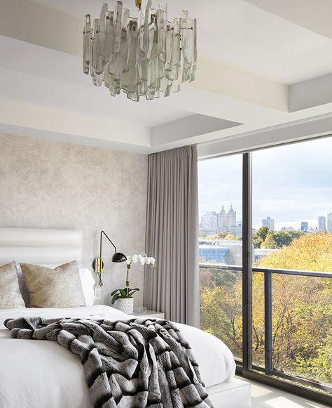 Дуплекс для большой семьи в Нью-Йорке • Интерьеры • Дизайн • Интерьер+Дизайн