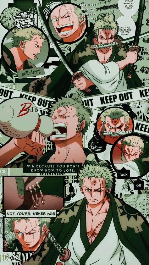 one piece wallpaper One Piece Anime, One Piece Comic, Zoro One Piece, One Piece Wallpaper Iphone, Cute Anime Wallpaper, Wallpaper Backgrounds, One Piece Images, One Piece Pictures, Roronoa Zoro