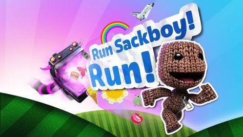 Run Sackboy! Run! Apk v1.0.4 Mod (Free Shopping) Run