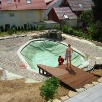 Schwimmteich Bei Heilbronn Schwimmteich Naturschwimmbecken Und