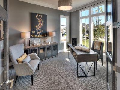 Offices Photo Gallery Custom Homes In Kansas City Ks Starr Homes Home Model Homes Home Decor