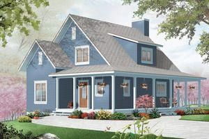 Inspiring Techniques That We Are Keen On In 2020 House Plans Farmhouse Cottage Style House Plans Cottage House Plans