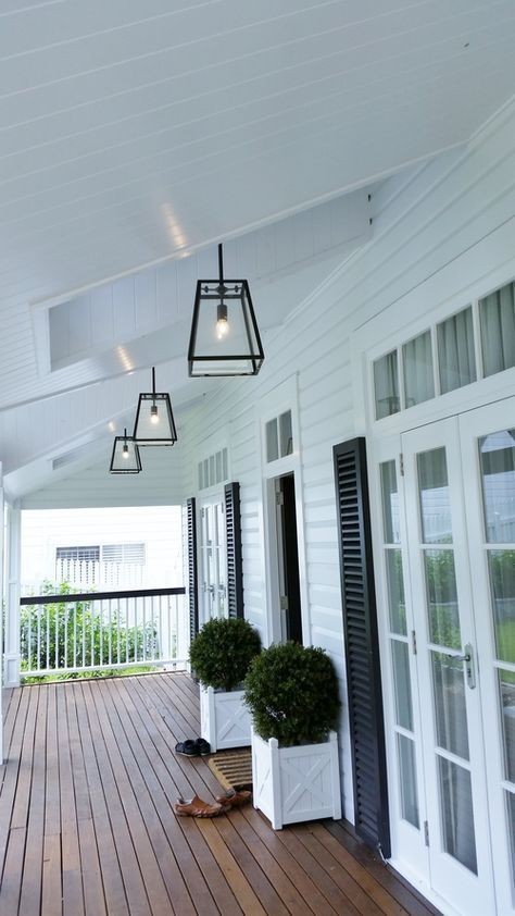 Lighting And Front Porch Inspiration Facade House Porch Design House Exterior