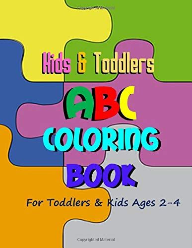 Kids Toddlers Abc Coloring Book High Quality Alphabets Https Www Amazon Com Dp B084p5gb74 Ref Cm Sw R Pi Dp U Abc Coloring Coloring Books Alphabet Book