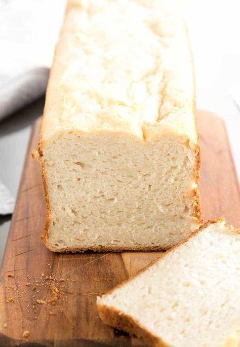 Gluten Free White Sandwich Bread The Easiest And Best Yeast Bread In 2020 Homemade Gluten Free Bread Homemade Gluten Free Gluten Free Recipes Bread