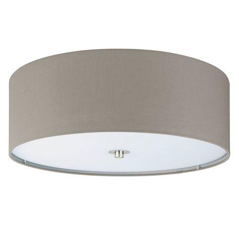 Esra - LED-Deckenleuchte in Weiß, IP44 Jetzt bestellen unter   - badezimmer led deckenleuchte ip44