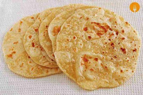 Tortillas De Trigo Para Fajitas Y Burritos Receta Facil Receta