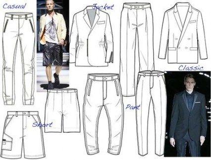 Fashion design sketches menswear 28 ideas