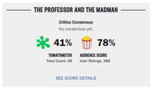 狂人 と 映画 博士