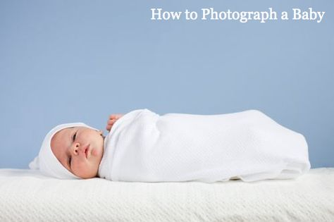 How to Photograph a Baby by Darren Rowse. Image by Nicole Hill #Photography #Darren_Rowse #Nicole_Hill