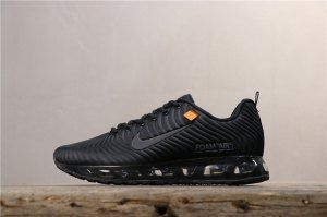 Mens Nike Air Max Dlx 2019 Off White Running Shoes Black