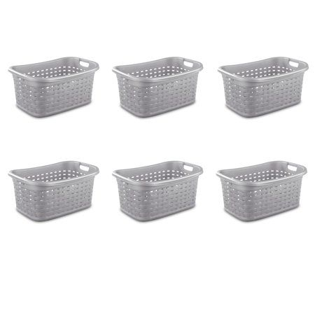Home Woven Laundry Basket Laundry Basket