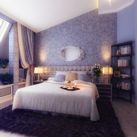 Schlafzimmer Schlafzimmer Pinterest Blau schlafzimmer - schlafzimmer design ideen roche bobois