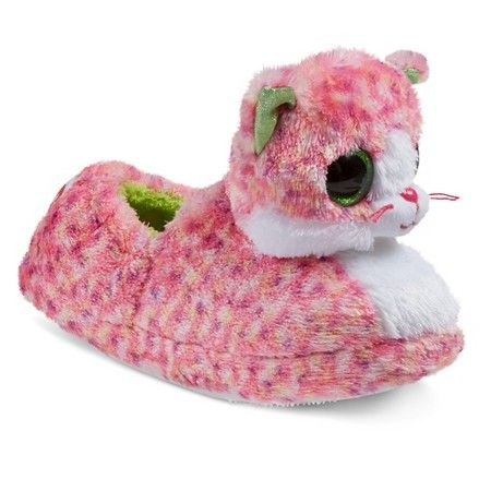cf933c5658e Girls  TY Beanie Boo Sophie the Cat Loafer Slippers   Target ...