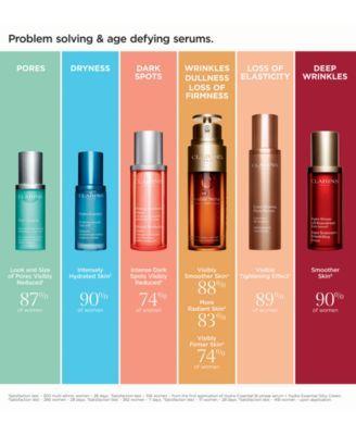 Clarins Super Restorative Serum 1 Oz Reviews Skin Care Beauty Macy S Clarins Skincare Skin Care Even Out Skin Tone