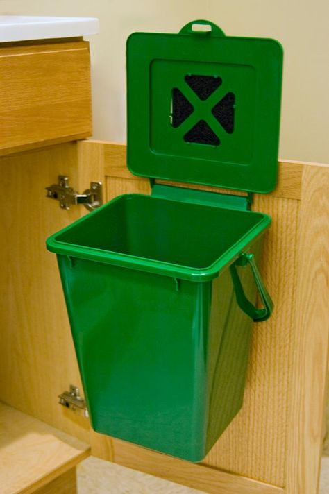 Compost Bin For Kitchen Farmer Sink Composter Small Collector