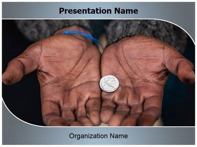 Poverty presentation template brettfranklin check out our professionally designed beggar ppt template get presentation templates poverty toneelgroepblik Gallery