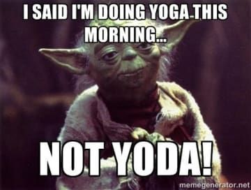 26 Pictures Only Fans Of Star Wars Will Think Are Funny Yoda Quotes Dance Quotes Dance Memes
