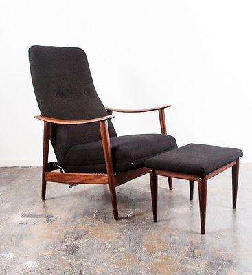 Siesta Chair By Ingmar Relling Westnofa Norway Chair Cool Furniture Mid Century Modern