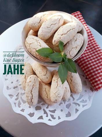 Resep 426 Kue Bagea Bagiak Jahe Selasabisa Oleh Je Debloom Resep Resep Makanan Makanan Resep