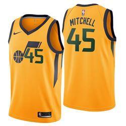 uk availability 09c75 22d13 Utah Jazz Nike Statement Swingman Jersey - Donovan Mitchell ...
