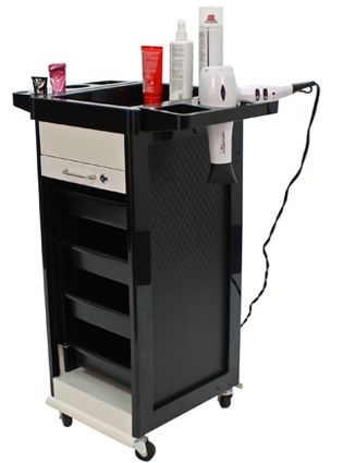 Mobile Storage Cabinets Utility Carts And Trolleys For Hair Nail