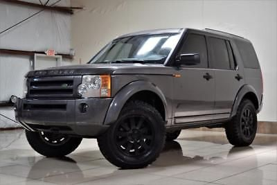 2006 Land Rover Lr3 Lifted 4x4 Land Rover 4x4 Landing