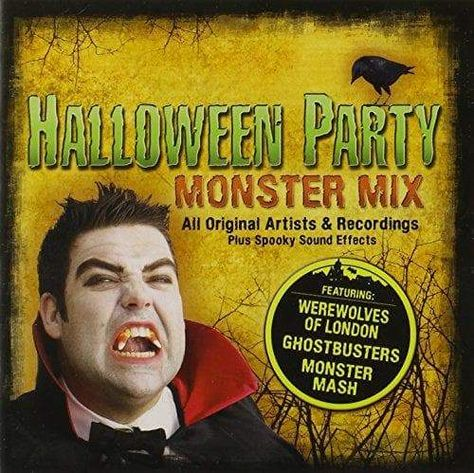 Halloween Party Monster Mix - Default
