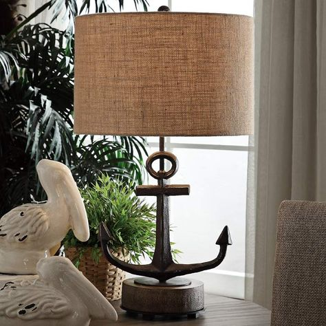 Urban Table Bedside Desk Lamp Nautical