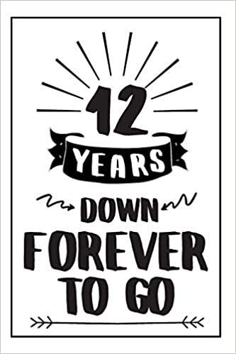 Forever Notebook Anniversary Gift 12nd Wedding Anniversary Gifts For Her 21st Wedding Anniversary Funny Wedding Anniversary Quotes Wedding Anniversary Quotes