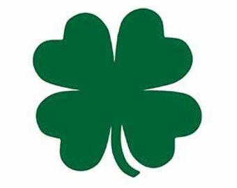 Ad Oybpinners Saint Patricks Day Svg Clover Svg Shamrock Svg Four Leaf Svg Clover Leaf Svg Cri Cricut Svg Files Free Svg Free Files Svg Files For Cricut