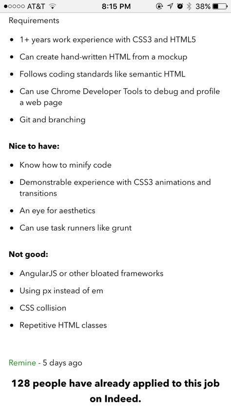 8 best Web dev - job postings images on Pinterest Website and Nu - indeed resume