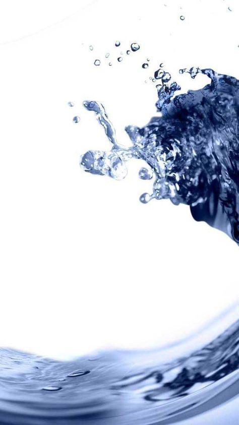 iphone wallpaper k water splash download - Best Home Design Ideas