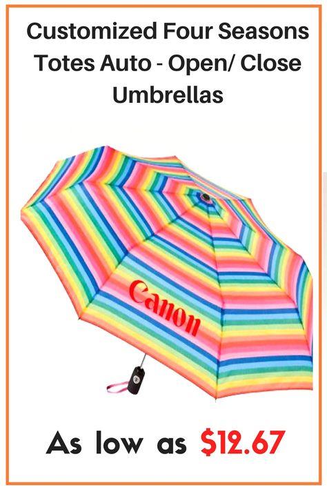 die 32 besten bilder von regenschirme mit werbedruck