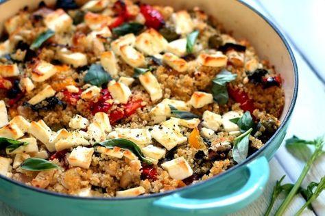 Veggie Dinners You'll Love - Easy Vegetarian Recipes for Dinner - Photos