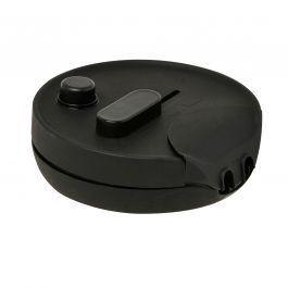Zwarte Vloerdimmer Geschikt Voor Het Dimmen Van 230 Volt Led Lampen Praktische En Fijne Dimmer In Gebruik Eenvoudig Te Plaatsen Tuss Led Led Lamp Gloeilampen