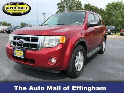 Ebay Advertisement 2008 Ford Escape Fwd 4dr I4 Auto Xlt 2008 Ford